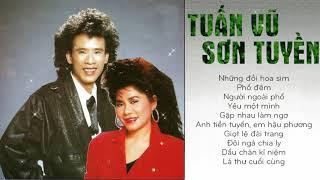 'Nhức nách' với cặp đôi huyền thoại TUẤN VŨ SƠN TUYỀN - Song Ca Nhạc Vàng Xưa Hay Nhất Thập niên 90