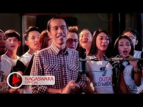 Lagu Jokowi JK Official - Cari Presiden - Duta Jokowidodo - Nagaswara