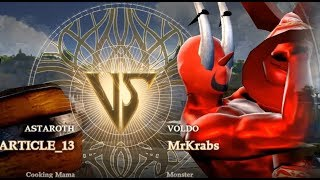 Mr. Krabs Defeats Article 13