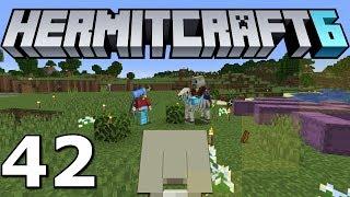 Minecraft Hermitcraft Season 6 Ep. 42- Ghost Riders