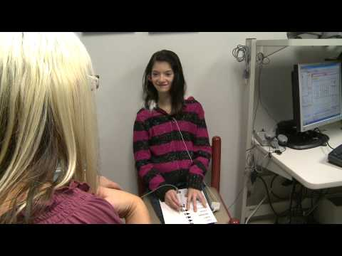 Teen Girl Hears For First Time With Brainstem Implant video