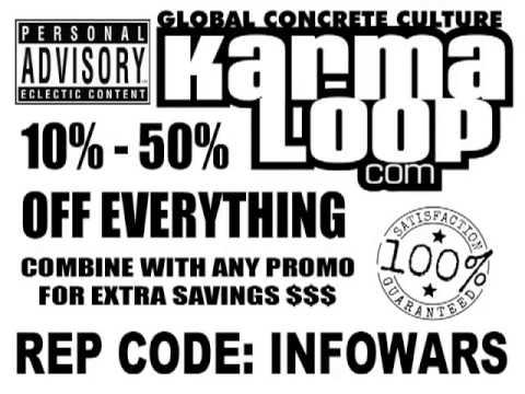 Infowars coupon code