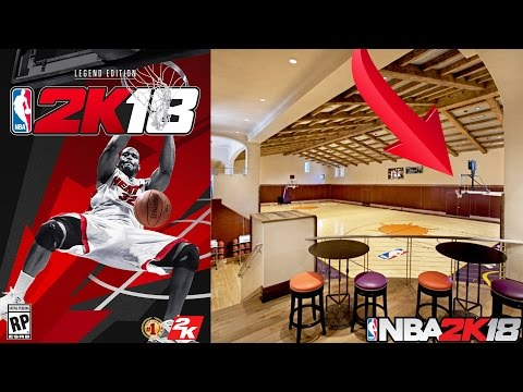 NBA 2K18 NEW CUSTOM MyCourts, RARE Park Badges, Better Servers, & More!! (Peter's NBA 2K18 Wishlist)