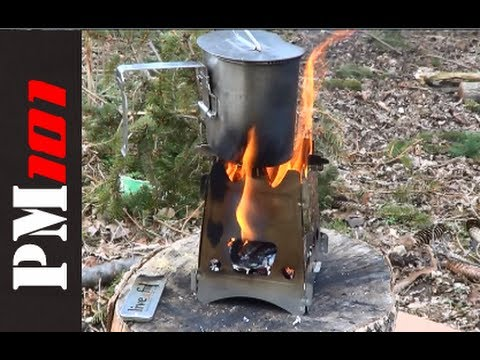 Emberlit Stove: Tried and True Wood Stove!!! - Preparedmind101