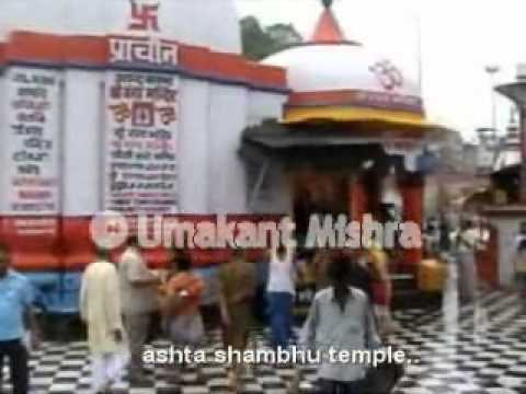 visiting haridwar temples with mom (2007)