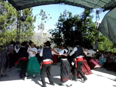 Rancho folcl�rico de Sta Quit�ria Meridaos Tendais