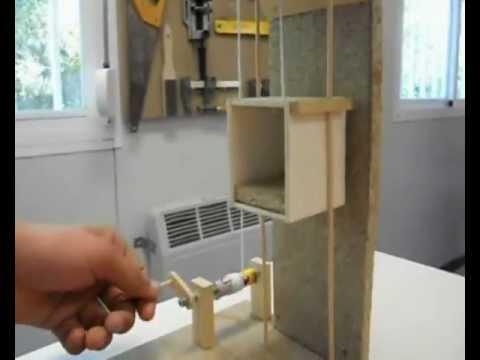 Maqueta de un ascensor youtube - Como hacer una maqueta de una casa ...