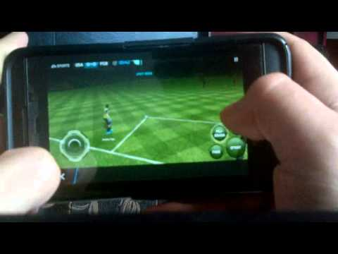 FIFA 14 On BlackBerry 10 (Q5. Q10. Z10. Z30) Video Juego de Fútbol EA