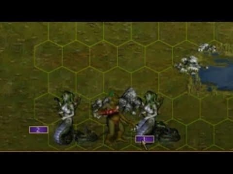 Heroes of Might and Magic III: Troll vs. Medusas