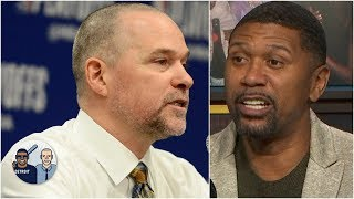 Mike Malone is to credit for the Nuggets 19-point rally in Game 2 - Jalen Rose l Jalen & Jacoby