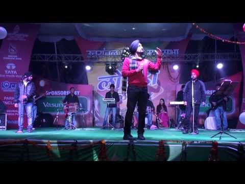 Jassi Jasraj Live Zanjeer  At Rudarpur video