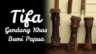 Tifa, Gendang Khas Bumi Papua
