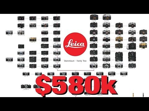 The $580k Leica family tree & Free NYC Studio space - #TOGLIFE 36
