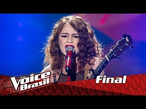 Carol Biazin canta ?Não Vai? na Final ? ?The Voice Brasil? | 6ª Temporada