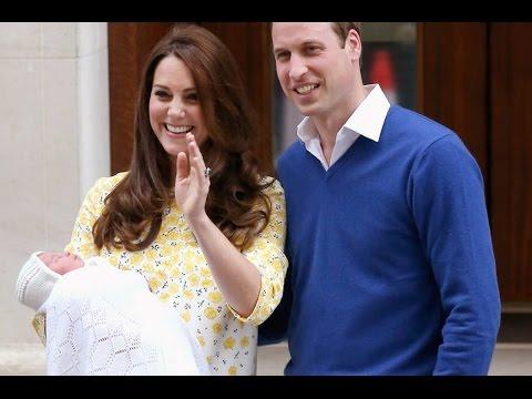 Royal baby, è nata - La Vita in Diretta 04/05/2015