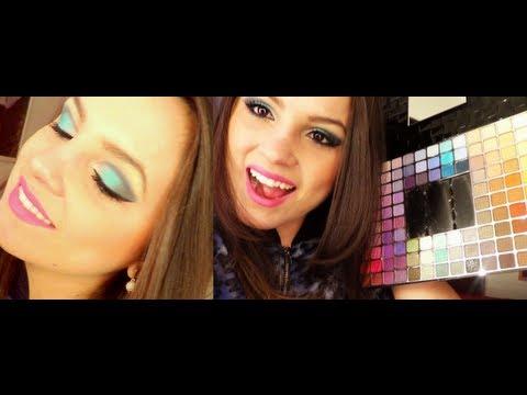 Maquiagem fácil com produtos baratos - by Bruna Zaniolo