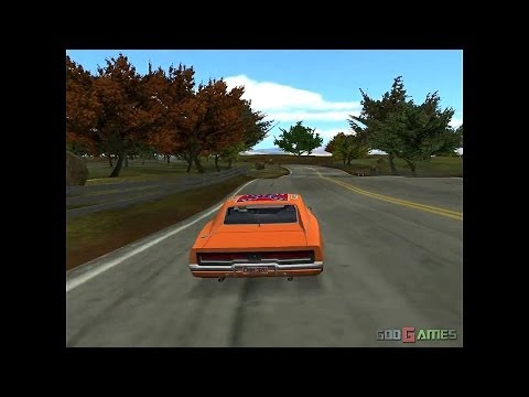 Dukes of Hazzard: Return of the General Lee - Gameplay PS2 HD 720P