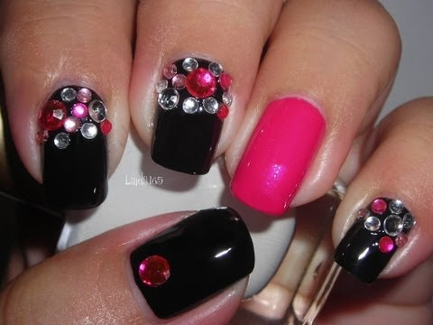 Nail Art - Girl's Night Out