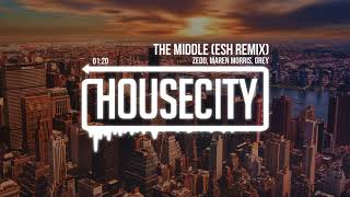 Download Lagu Zedd, Maren Morris, Grey - The Middle (ESH Remix) Gratis STAFABAND