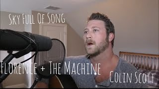 Download Lagu Florence and The Machine - Sky Full Of Song - Cover Colin Scott Gratis STAFABAND