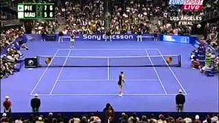 Classic Tiebreak Series: Amelie Mauresmo v Mary Pierce