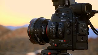 "Behind the Scene of Shooting ""Trick Shot"" with EOS C300 MarkII (CanonOfficial)"