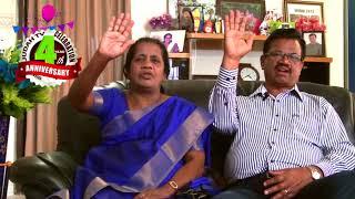 Judah Tv  4 th Year  Anniversary  Wishes  From  Pastors