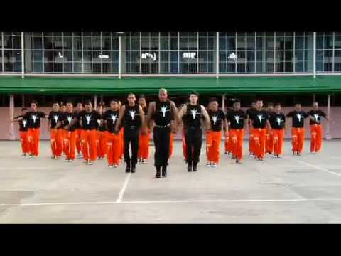 CPDRC Dancing Inmates - Michael Jackson's This Is It
