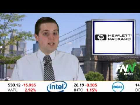 Hewlett-Packard Could Cut Up To 30,000 Jobs