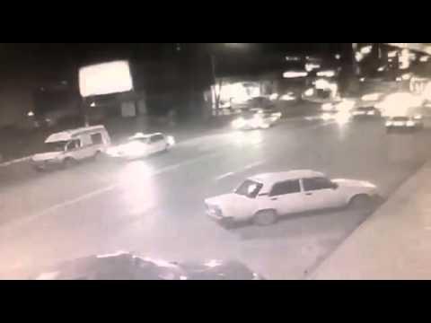 Авария Махала камри скорая 13.12.15