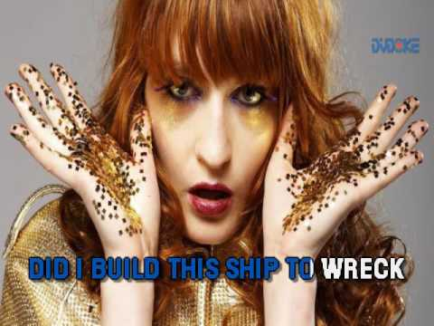 Florence & The Machine   Ship To Wreck