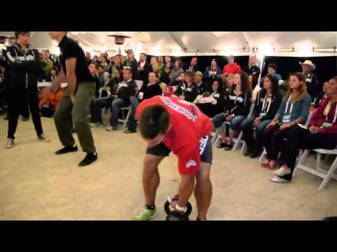 CrossFit - Snatches, Beer and Burpees in Big Sky