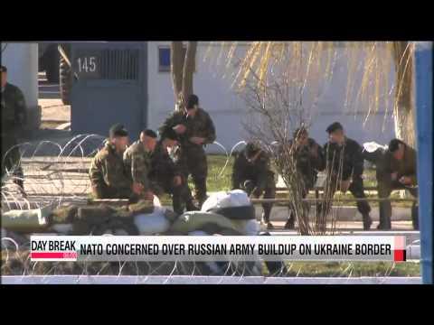 Nato warns of possible Russian invasion on Ukraine border