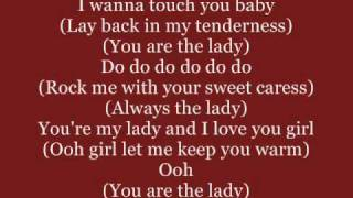 Watch Michael Jackson The Lady In My Life video