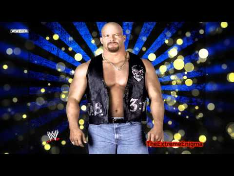 2001: Stone Cold Steve Austin 11th WWE Theme Song Paranoid