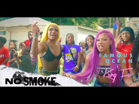 "FAMOUS OCEANN X KUNG FU - ""NO SMOKE"" (OFFICIAL MUSIC VIDEO)"