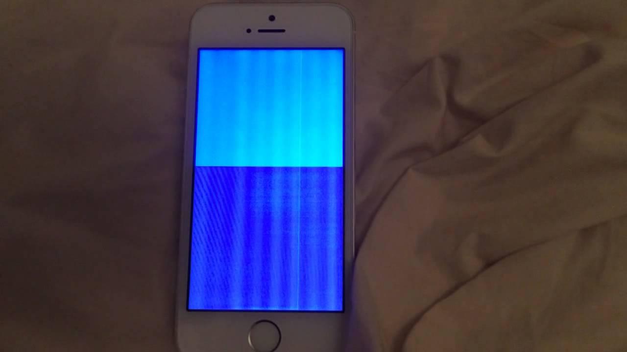 Как сделать черные полосы на iphone