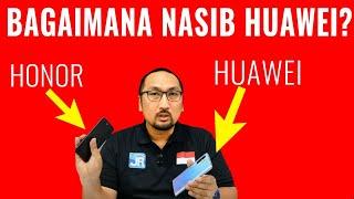 Bagaimana Nasib HP Huawei Setelah Putus Hubungan dengan Google/Android?