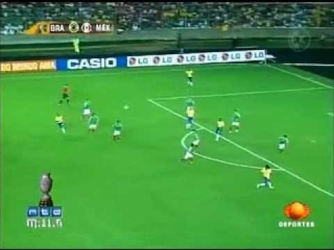 MEXICO vs BRASIL   -    [Copa America 2007]