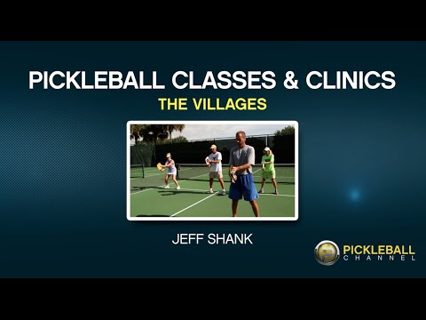 Pickleball Classes…Be a Student of the Game!