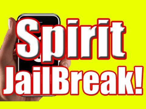 Spirit Jailbreak 3.1.3 For ALL Devices UNTETHERED iPhone, iPad & iPod Touch 3.1.3/3.2 -3G, 3GS, MC