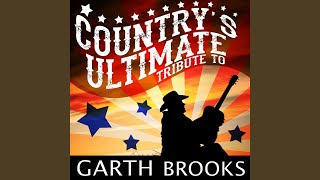 Watch Garth Brooks Maybe video