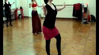 Solo Tabla, New choreo by Mona Amar