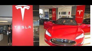 Visit Tesla Headquarters in Silicon Valley- Visit Tesla Showrooms