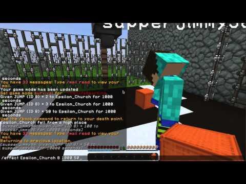 Minecraft Server | Basketball