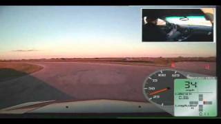700+ HP Hennessey Cadillac CTS-V: 11.07 @ 128 MPH - OnStar Emergency?