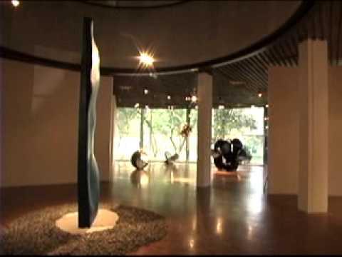 MUSEO DE ARTE MODERNO · EXPOSICION DE ESCULTURA