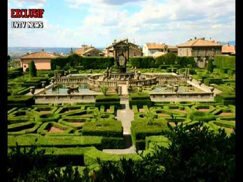 Les plus beaux jardins du monde youtube for Jardin du bout du monde
