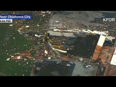 Survivor: Tornado sounded like a freight train
