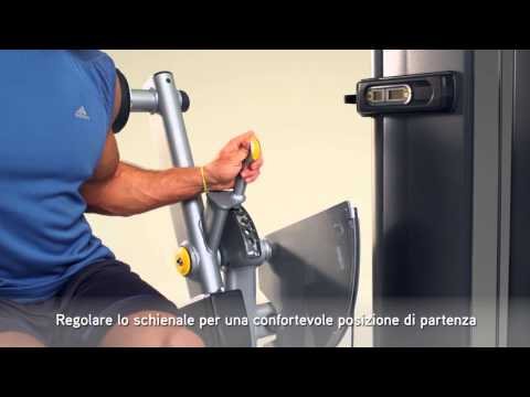 Matrix Fitness Italia: VERSA BackExtension